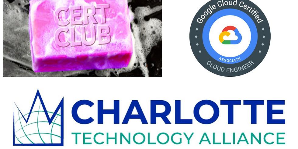 Cert Club - GCP Track - Associate to Architect - Nov 12