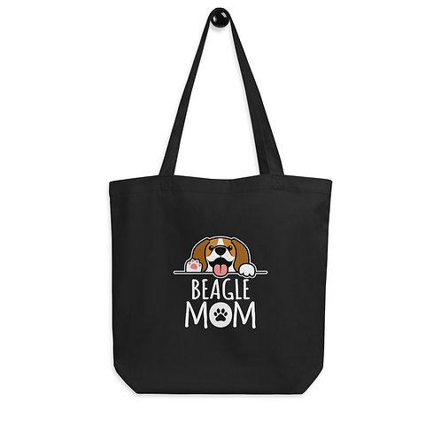 Beagle Mom Eco Tote Bag