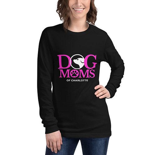 Dog Moms Charlotte Unisex Long Sleeve Tee