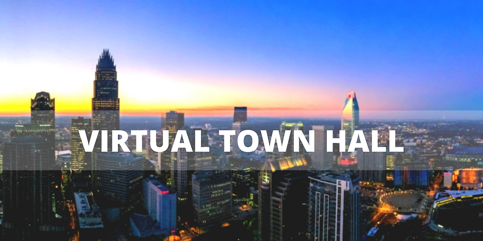 Virtual Leadership Town Hall  - Oct 8
