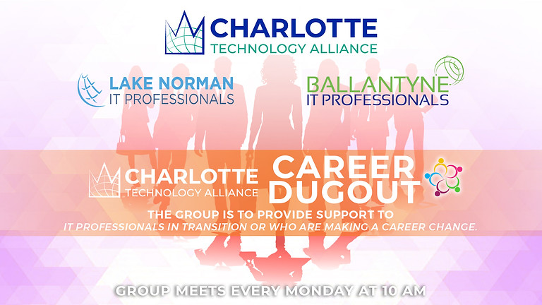 CLT Tech Alliance Dugout (Career Transition Support) - May 24