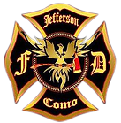 Jefferson Como Fire Protection District Logo