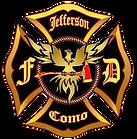 Jefferson Como Fire Protection District Logo