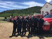 Jefferson-Como firefighters