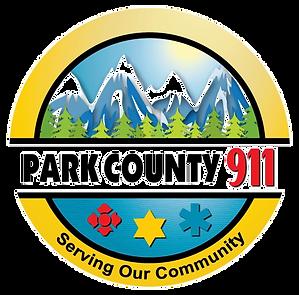 Park County 911 logo