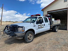 Brush 66, 2002 Ford F450