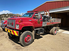 Brush 63 1993 GMC Kodiak