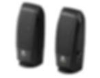 Gadget - Logitech S12.0 Stereo Speakers.