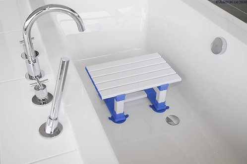 "Atlantis Slatted Bath Seat - 6""  VAT EXEMPT"