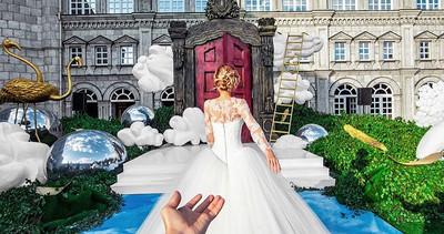 Album mariage | Le fameux couple #FollowMeTo s'est finalement s'est marié!