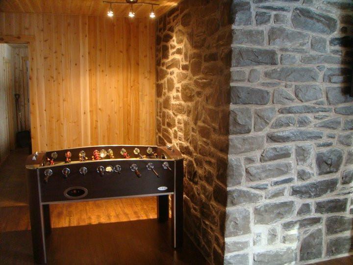 Fini muraux en pierre | Murale Yan Pigeon artiste et peintre québécois 3