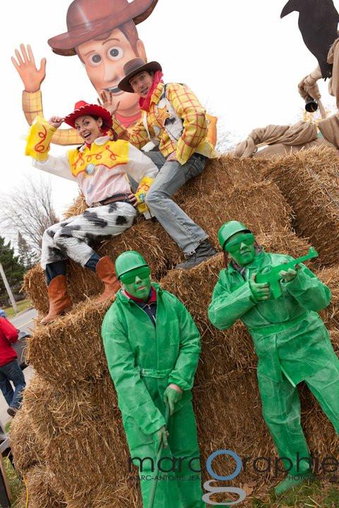 Toy Story à Québec | Artiste peinture et airbrush à Québec | Yan Pigeon 4