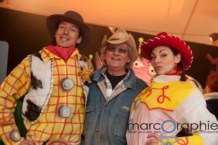 Toy Story à Québec | Artiste peinture et airbrush à Québec | Yan Pigeon 6