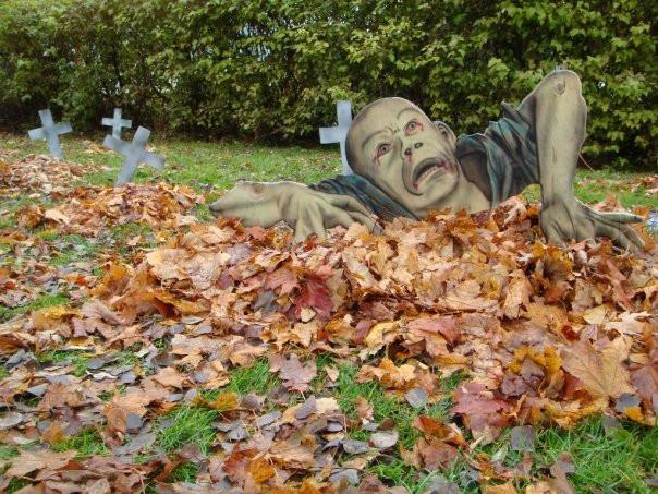 Décoration Halloween Québec | Exposition artiste peintre | Yan Pigeon 2