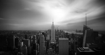 Éclairage photo | Photos des célèbres sites de New York en noir et blanc.