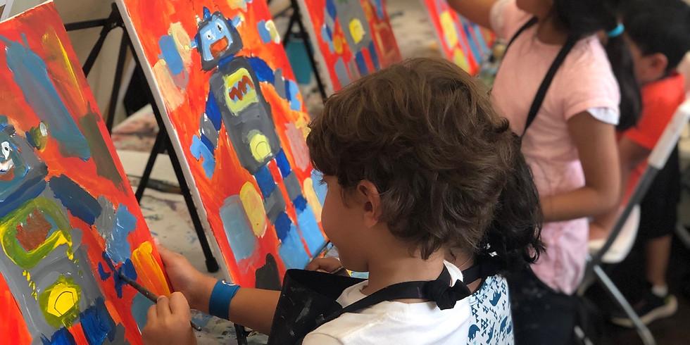 Fall After-School Art Classes