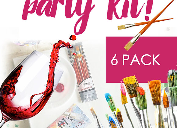 Party Pack - 6