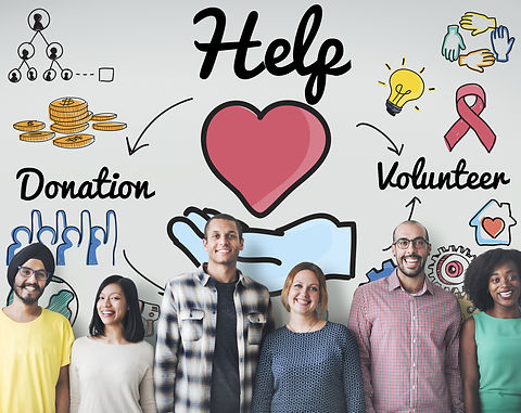 Help Welfare Hope Donations Volunteer Co