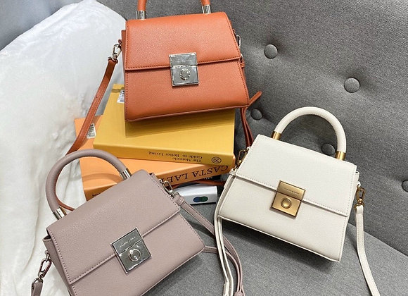 CHARLES & KEITH STRUCTURED