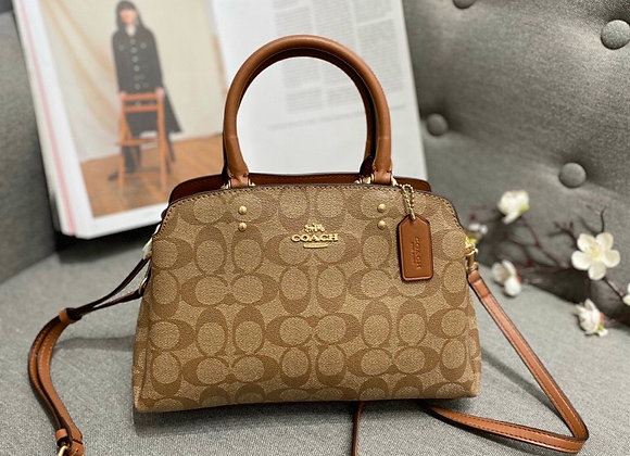 COACH  MINI LILLIE CARRYALL