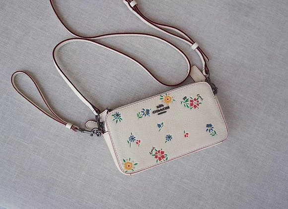 TÚI COACH KIRA CROSSBODY WITH WILDFLOWER PRINT