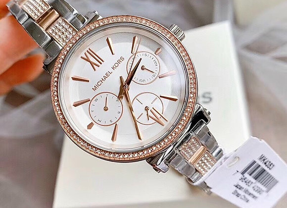 MICHAEL KORS MK4353 SOFIE MULTIFUNTION WATCH