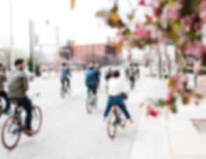Ride OKC Custom Bike Tour Wheeler District