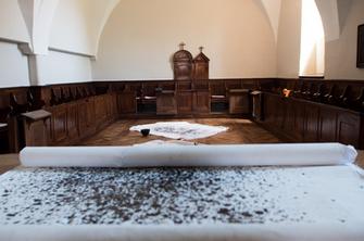 Les larmes de Narcisse - DNA - Chapelle du musée dauphinois - Grenoble