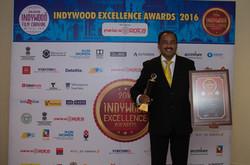 Senthil - Indywood Excellence Award 25.9.16