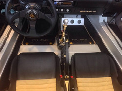 Shifter installed -
