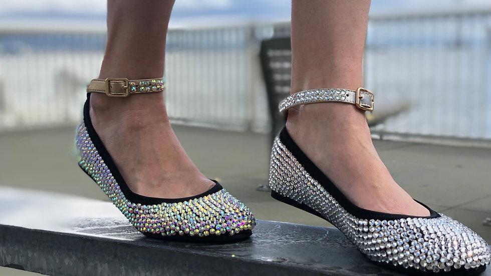 FlipSlips Strassed Austrian Crystals