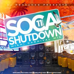 SOCA SHUTDOWN VOL.11