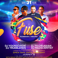 "FUSE ""THE ANNUAL LABOR DAY EXTRAVAGANZA"""