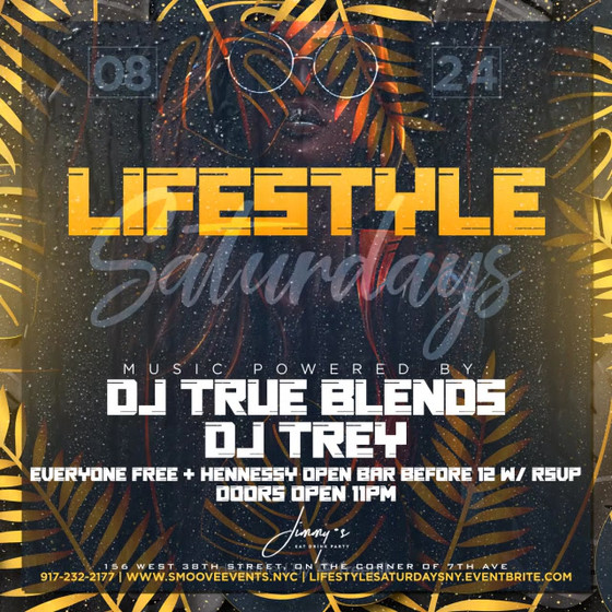 LIFE STYLE SATURDAYS