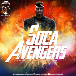 SOCA AVENGERS 2019