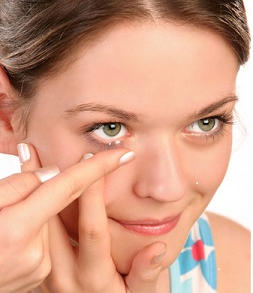 CONTACT LENS FITTING & AFTERCARE