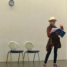 Monologue Practice