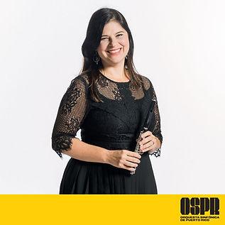 Ana María Hernández, piccolo OSPR