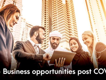 Dubai - COVID-19 sonrası iş fırsatları