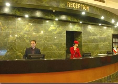 Chamran Shiraz Hotel 3