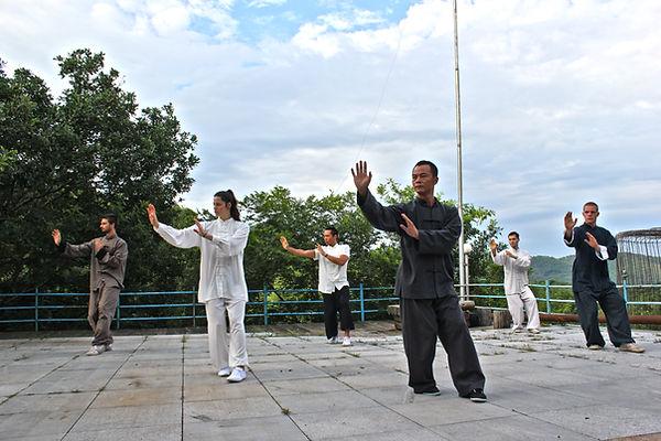 Yang 42 step Tai Chi