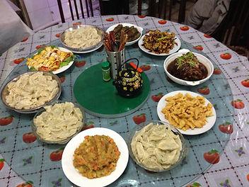 Xing Long Kungfu food