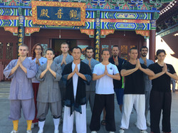 Group at Temple 2017