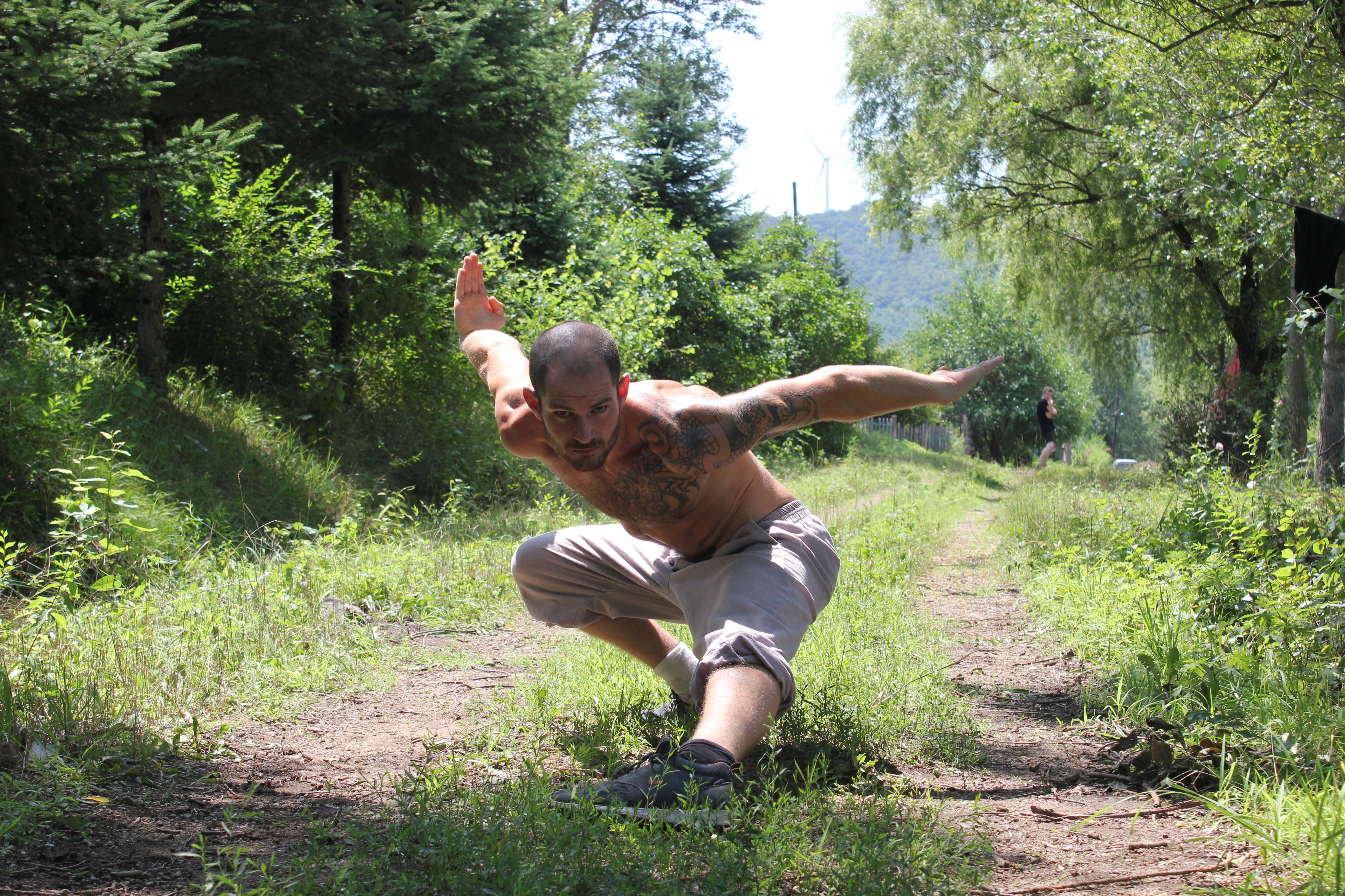 Shaolin Shao Lohan Form