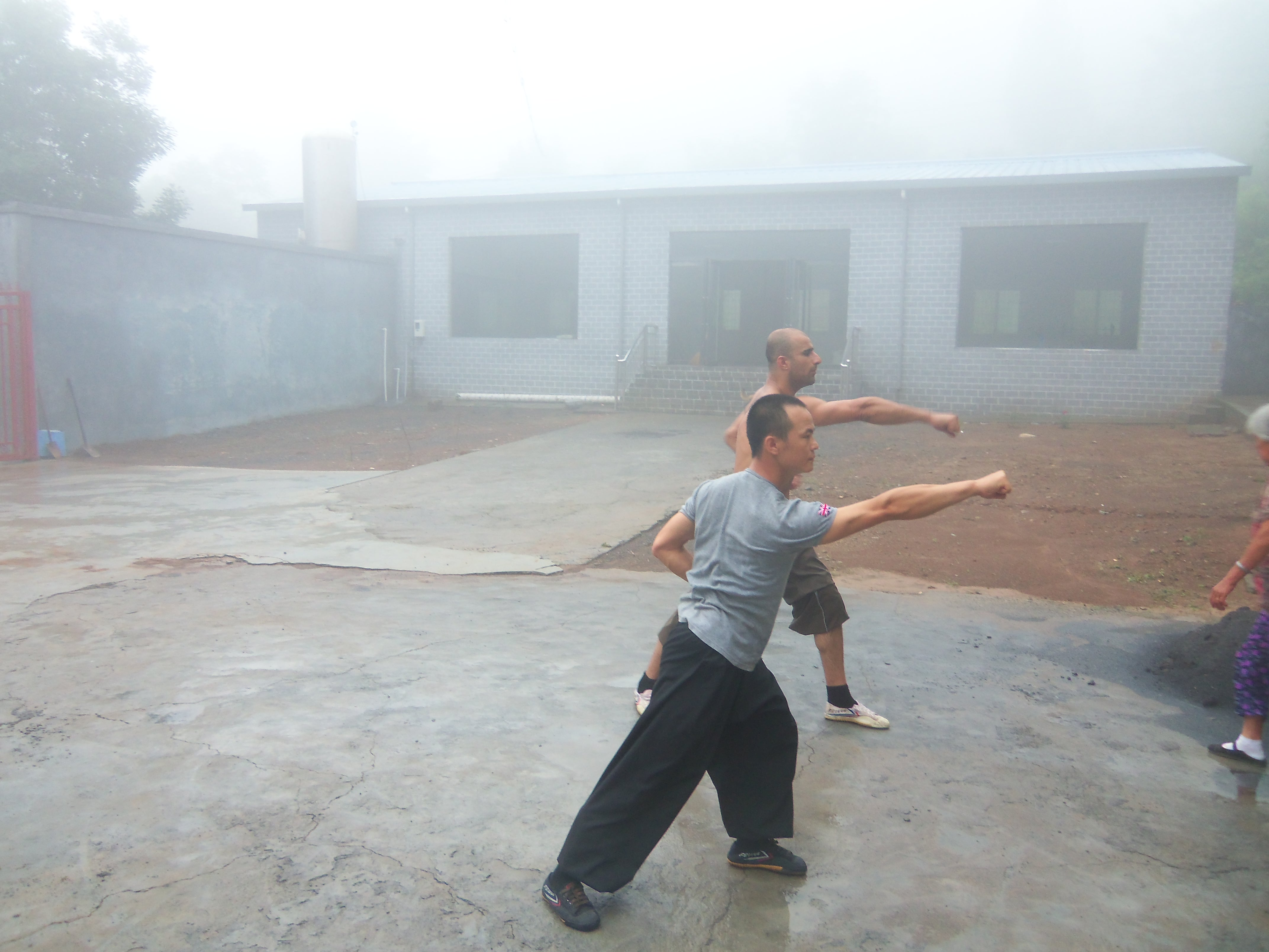 Sifu Teaching Basics
