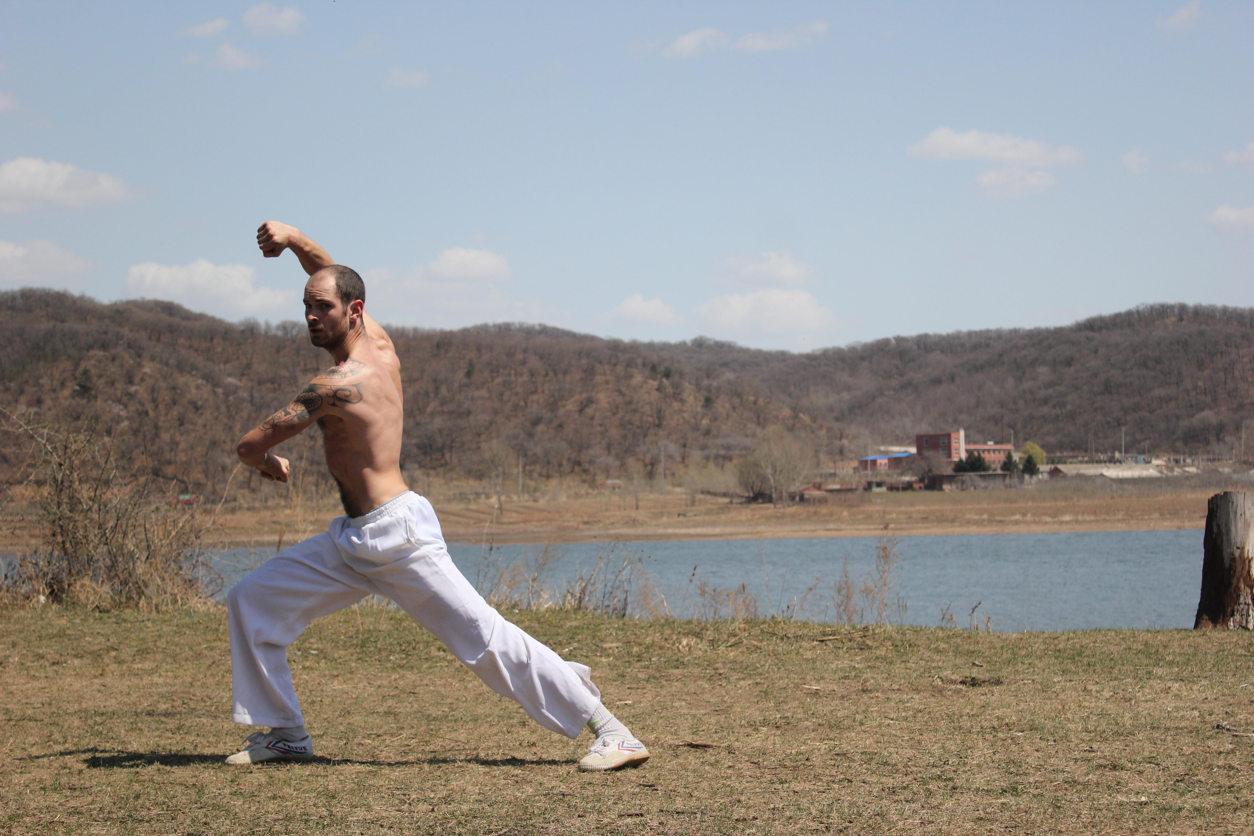 Shaolin Lao Hong Form