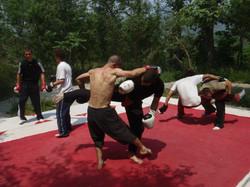 Takedown Training