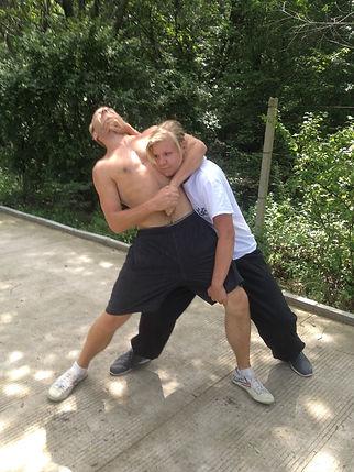 Shaolin throws and locks