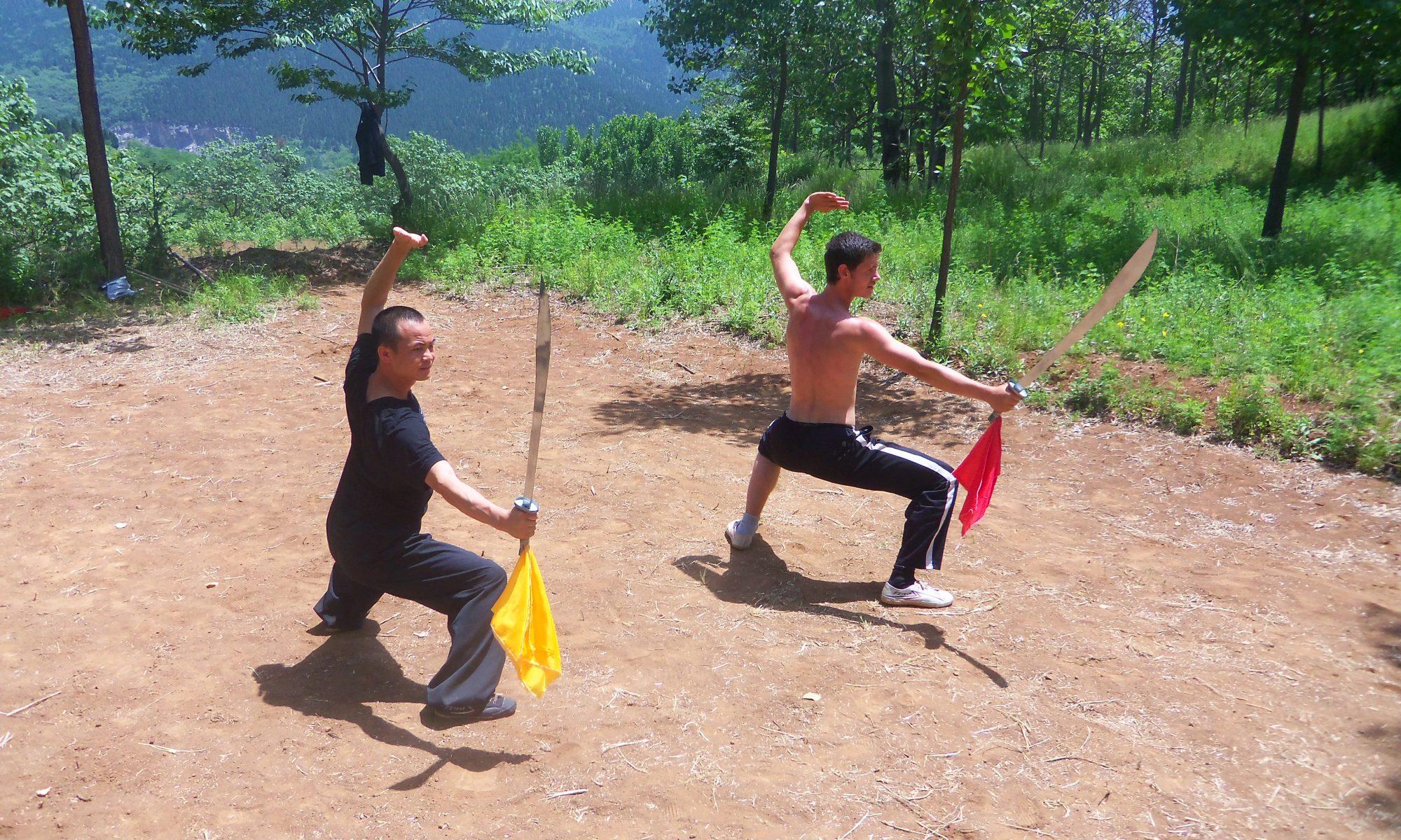 Shaolin Sabre