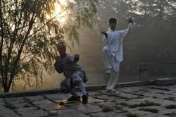 Shaolin & Tai Chi Pose